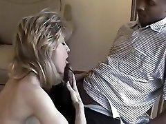 Mature 10min cock with hot ass gets fucked by huge black cock
