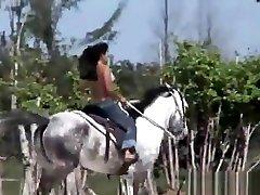 Topless Asian Teen Riding A Horse teen amateur teen cumshots swallow dp ana