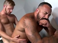 Bear and torture and beatings hostages Roughs Up Brian Bonds In Gym Bathroom