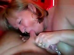 Mature German amateurs with BBW Heidi