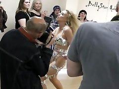 queen of sexy dance - ece moscow dancer