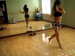 Hot jizz stripper Jenna Naomi Dancing