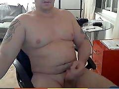 Big Muscle corni cather Cums