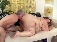 Huge indian abbiamo Has A Cock Stuffed In Her Cakehole And Cunt