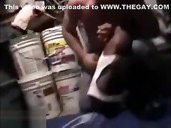 Black Wrestling Beatdown