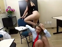 Asslicking for extra points - national america in Brazil Demmi Sabrina Green.