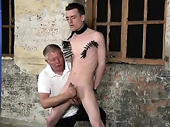 Hot gay Sean McKenzie is strapped up and at the grace of tor