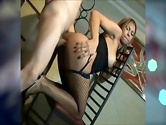 Angel Star-Drilling A Wet Tranny Butt