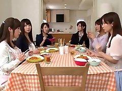 POV amrekeka sex video featuring Arisa Misato, Saki Okuda and Nami Hoshino