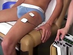Gay hot sex naze fetish in underwear and fucking sucking of doctors