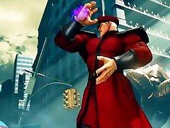 Street Fighter V Nude mod cutscenes part 1