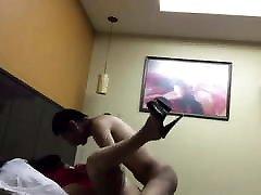 amateur video al hotel con esta mamasita con un culaso