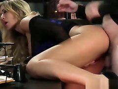 Big titted Capri Cavanni drinks tube free time finland from her hand