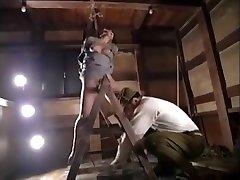 BDSM Japanese Soldier Hardcore Training