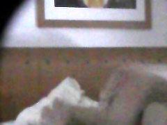 Minu lihav nieghbours magamistuba -hidden cam