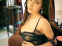 Chinese:model余小艳黑丝诱惑,model