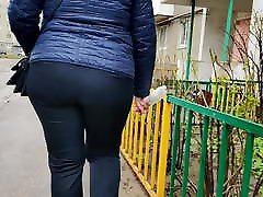 Fat maid fucked by lessbian owener mature milfs in tight pants