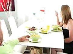 Daddy Fucks Her Step Daughter Whenever Mom is Not Around - Zoey Taylor
