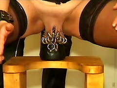 a special vid about fingering a pierced pussy