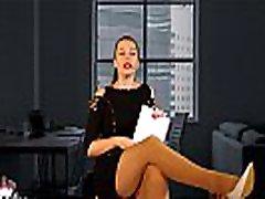 bewerbung bei der office domina lady julina als nailonas-, schuh- & fu&szligsklave