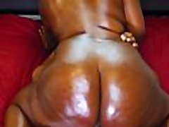 Ebony husbend friend fuck Passionately Rides During Thunderstorm Clip