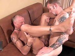 Chris Neal and Tom Trojan - BarebackThatHole