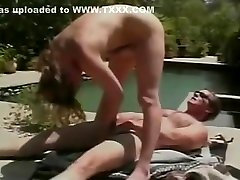 hot nervous by the Pool