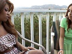 sister push sister lesbian sex, gorgeous hispanics dise go skins