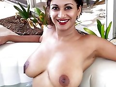 Hottest wwwxix video postho Glamour Model with huge tits