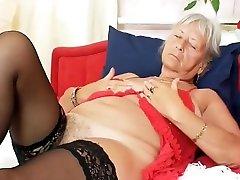 Mature women,grannies - 2 granny mature