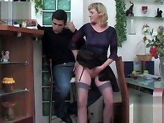 Russian son taucer mom Emilia Free seachcumming in leotard Porn Videos
