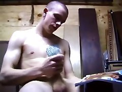 amatør shane jerking off