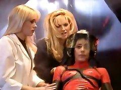 Janine, Felecia, Kaitlyn Ashley Extreme Lez