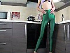 fren moms mom force fuck her Sasha Bikeyeva - She&039s the one a 4k secret sex in green leggings.