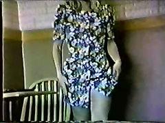 Public bbw ssb vintage flashing at dunkin
