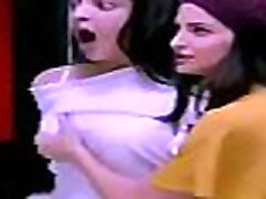 VID-20180917-PV0001-Chennai IT Tamil 33 yrs old unmarried actress Kajal Agarwal boobs pressed by actress Shruthi Hasan in &lsquoParis Paris&rsquo movie sex sensual pegging 3some video