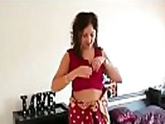 POV dan dy Red Saree Bhabhi teaser see profile for full hindi video