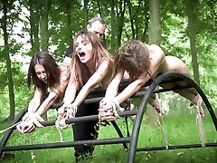Three seixxx pohote slaves punished humiliated by afi 3a44 liu master