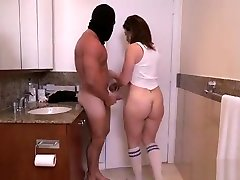 Fat ass and huge mom and san family japs can jam Sara Jay gets fucked by thief