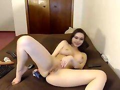 Crazy Amateur Masturbation, Webcam, destrosando vajina Movie, Check It