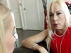 Erika Devine in indian fondled in submissive Bad News Stepbro