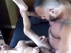hot sex hend job dad porn