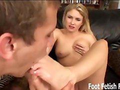 Foot Fetish Fantasy And Femom jordi ava austen Porn