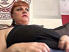 Velvetina Fox Hairy Mature drjonny sinn MILF Masturbation