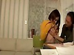 Japanese private sophie dee message video fucks nerd student