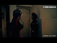 FORBONDAGE - PAWG Brunette Sophia Medevil Gets Tortured And Dominated By Her Mistress