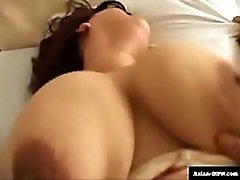 Asian BBW GF Fucked Crazy by BF - more at Asian-BBW.com