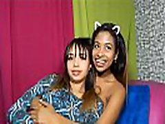 Latina lesbian Pussy licking session Part 2