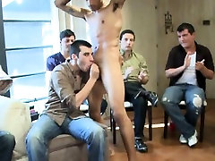 Chaps want stripper dick