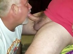 blowing daddy